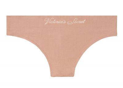 Nohavičky Tanga Victorias Secret Seamless (Nude)