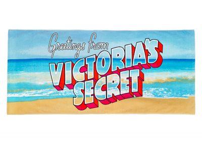Plážová osuška Victorias Secret (Blue Beach)