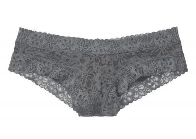 Nohavičky Brazilky Victorias Secret Lace (Grey)