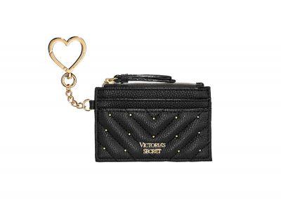Kľúčenka Card Case Victoria's Secret (Black)