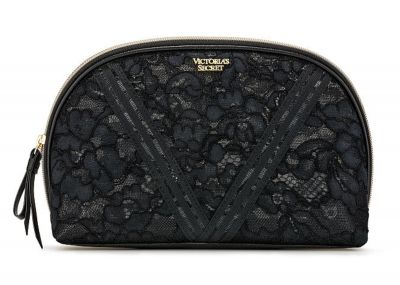 Kozmetická taštička Victorias Secret (Black Lace)