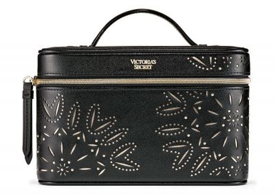 Kozmetický kufrík Victorias Secret (Black Laser Cut)
