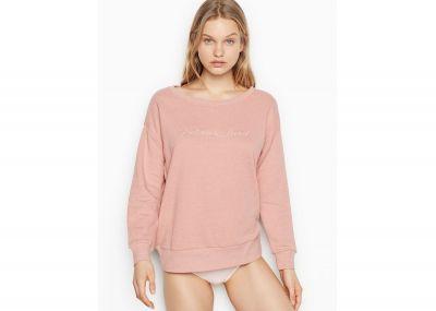 Mikina Victorias Secret (Demure Pink)
