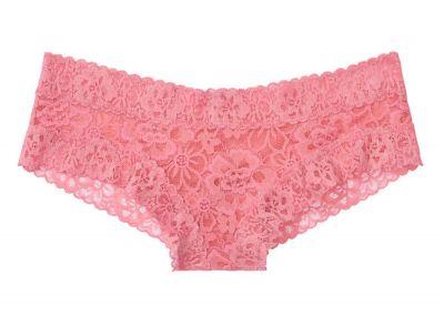 Nohavičky Brazilky Victorias Secret Lace (Rose Luster)