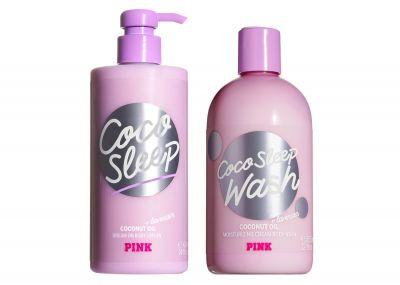 Sada starostlivosť o telo Victorias Secret Pink (Lavender)