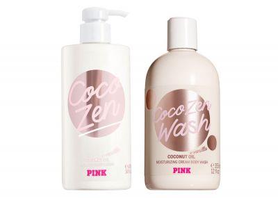 Sada starostlivosť o telo Victorias Secret Pink (Vanilla)