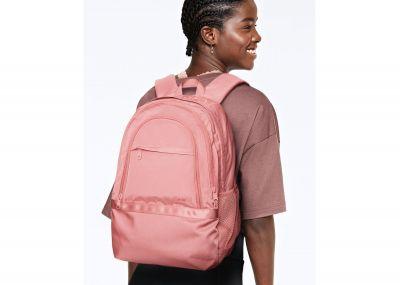 Batoh Victorias Secret Pink Collegiate (Smokey Pink)