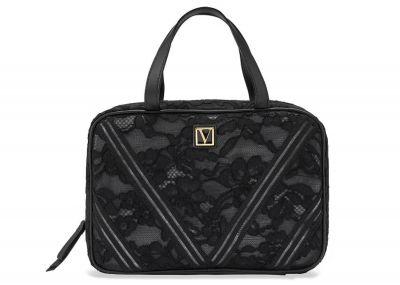 Cestovné kufrík Victorias Secret (Black Lace)