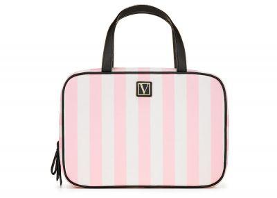 Cestovné kufrík Victorias Secret (Victoria Stripe)