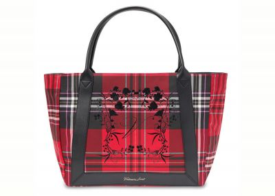 Kabelka Victorias Secret (Red Plaid)