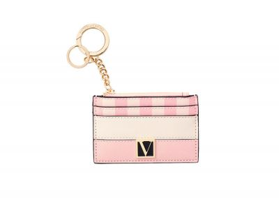 Kľúčenka Card Case Victoria's Secret (Victoria Stripe)