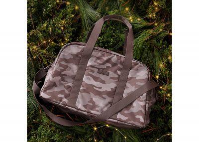 Športová taška Victorias Secret Pink (Brown Camo)