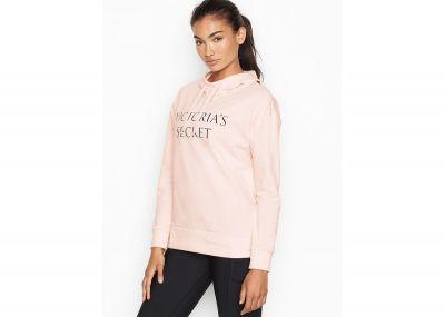 Mikina s kapucňou Victorias Secret (Light Pink)